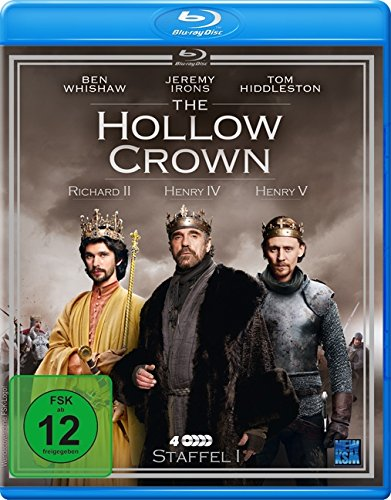 The Hollow Crown Staffel 1 (New Edition) [Blu-ray]