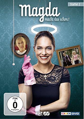 Magda macht das schon! Staffel 2 (2 DVDs)