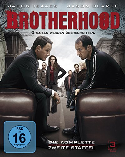 Brotherhood Staffel 2 [Blu-ray]