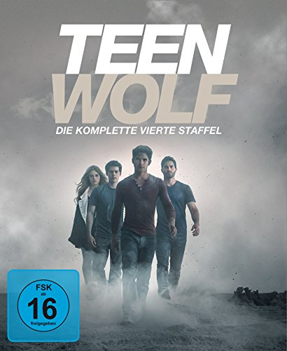 Teen Wolf Staffel 4 [Blu-ray]