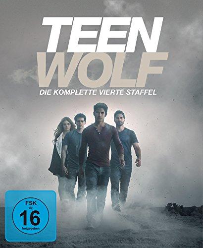 Teen Wolf Staffel 4 [Blu-ray]