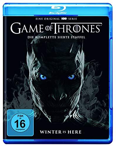 Game of Thrones Staffel 7 [Blu-ray]