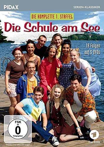 Die Schule am See Staffel 1 (5 DVDs)