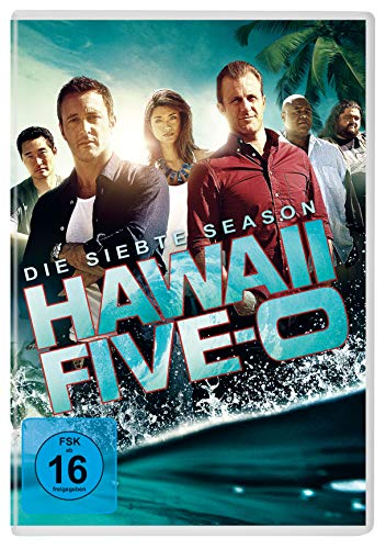 Hawaii Five-0 - Season 7 (6 DVDs)