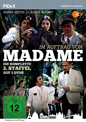 Im Auftrag von Madame Staffel 2 (2 DVDs)