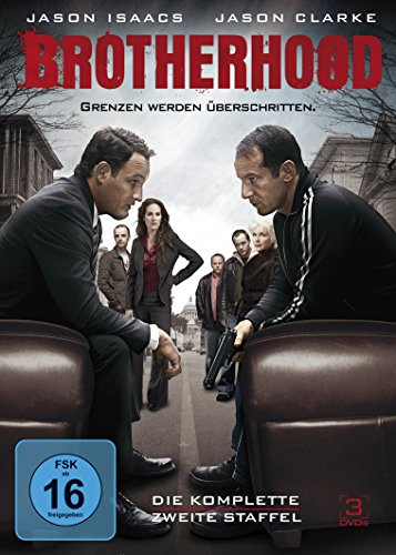 Brotherhood Staffel 2 (3 DVDs)
