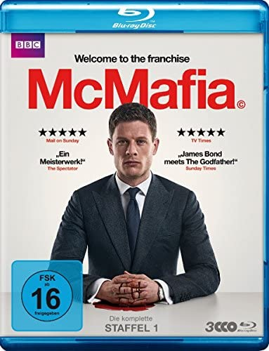McMafia Die komplette Serie [Blu-ray]