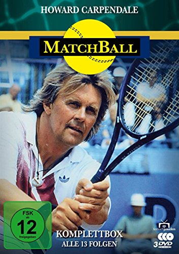 Matchball Komplettbox (3 DVDs)