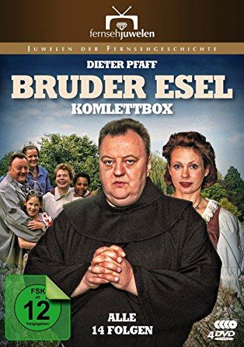 Bruder Esel Komplettbox (4 DVDs)