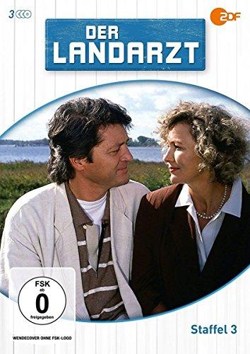 Der Landarzt Staffel  3 (3 DVDs)