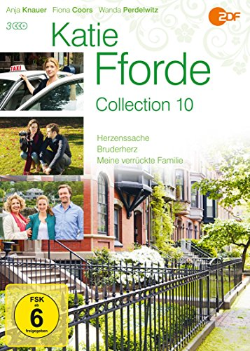 Katie Fforde - Collection 10 (3 DVDs)