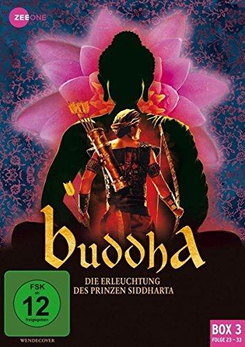 Buddha Die Erleuchtung des Prinzen, Vol. 3 (3 DVDs)