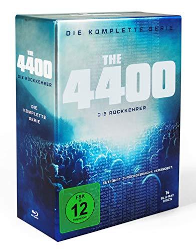 The 4400: Die Rückkehrer - Die komplette Serie [Blu-ray]