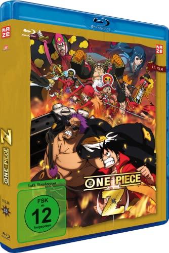 One Piece 11. Film: One Piece Z [Blu-ray]