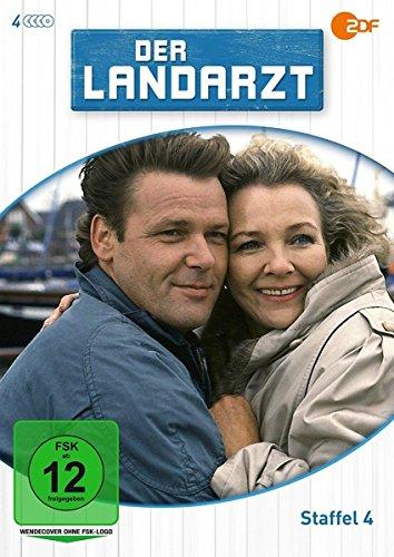 Der Landarzt Staffel  4 (4 DVDs)