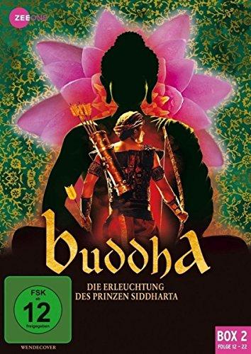 Buddha Die Erleuchtung des Prinzen, Vol. 2 (3 DVDs)