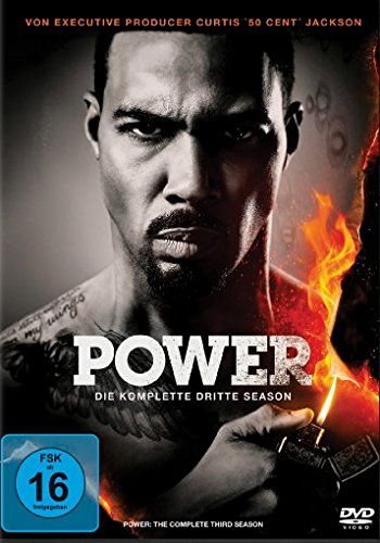 Power Staffel 3 (4 DVDs)