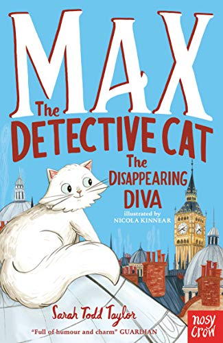 Max the Detective Cat: The Disappearing Diva