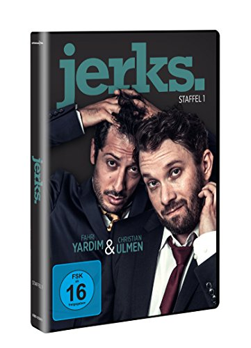 jerks. Staffel 1 (2 DVDs)