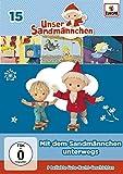 Unser Sandmännchen 15: Mit dem Sandmännchen unterwegs