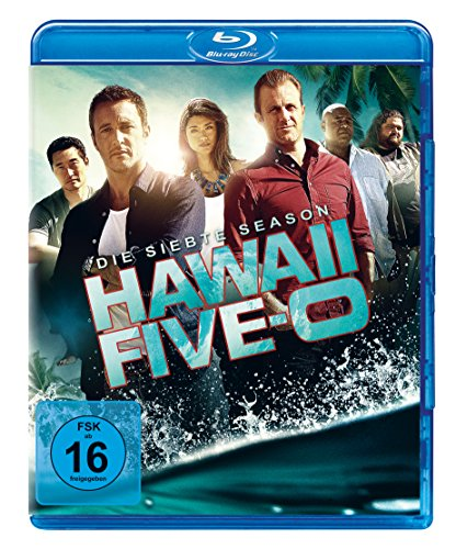 Hawaii Five-0 Season 7 [Blu-ray]