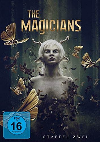 The Magicians Staffel 2 (4 DVDs)
