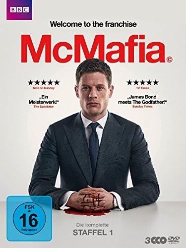 McMafia Die komplette Serie (3 DVDs)