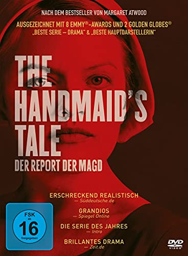 The Handmaid's Tale Staffel 1 (4 DVDs)