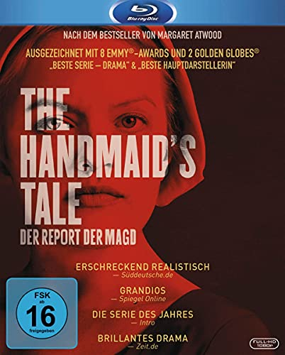 The Handmaid's Tale Staffel 1 [Blu-ray]