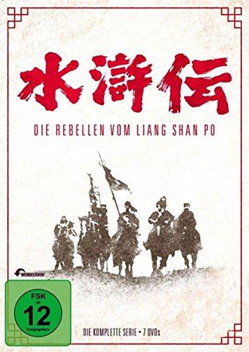 Die Rebellen vom Liang Shan Po Die komplette Serie (7 DVDs)