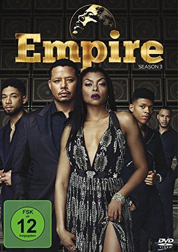 Empire Staffel 3 (5 DVDs)