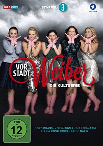Vorstadtweiber Staffel 3 (3 DVDs)