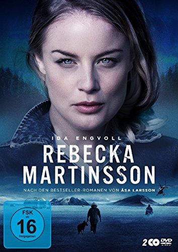 Rebecka Martinsson 2 DVDs