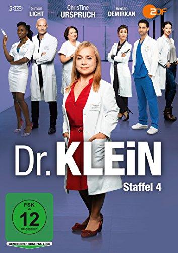 Dr. Klein Staffel 4 (3 DVDs)