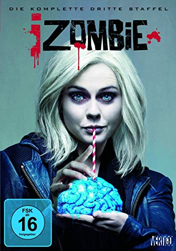 iZombie Staffel 3 (3 DVDs)