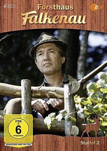 Forsthaus Falkenau Staffel  2 (4 DVDs)