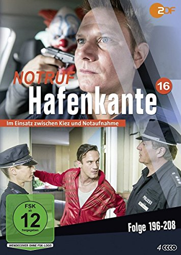 Notruf Hafenkante, Vol.16: Folge 196-208 (4 DVDs)