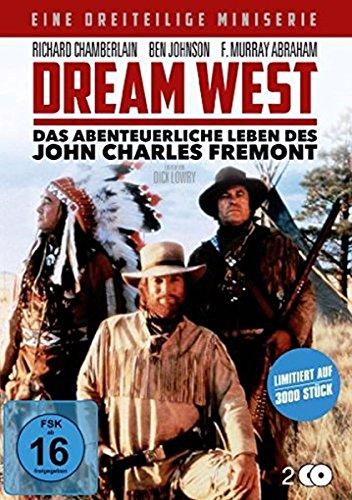 Dream West - Das abenteuerliche Leben des John Charles Fremont 2 DVDs