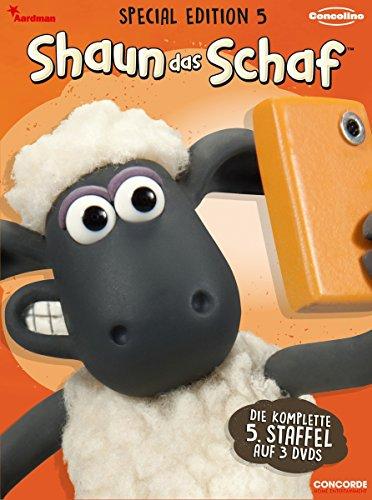Shaun das Schaf Staffel 5 (Special Edition) (3 DVDs)
