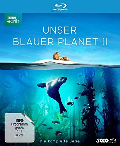 Unser Blauer Planet II Blu-ray