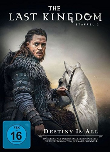The Last Kingdom Staffel 2 (4 DVDs)