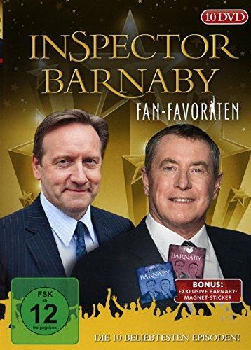 Inspector Barnaby Fan-Favoriten (10 DVDs)