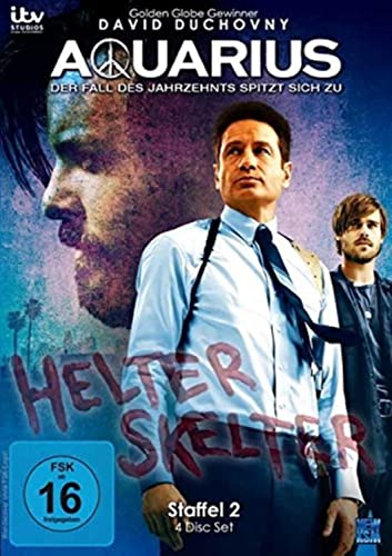Aquarius Staffel 2 (4 DVDs)