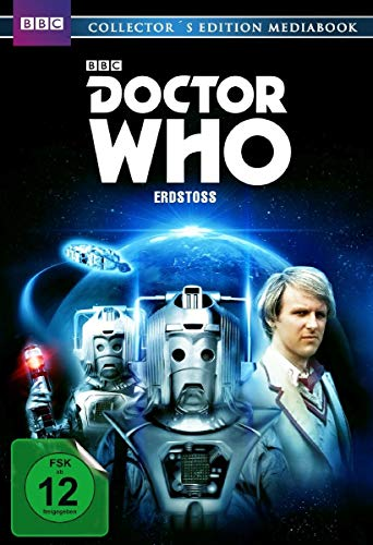 Doctor Who Fünfter Doktor: Erdstoß (Limitiertes Mediabook/Collector's Edition) (2 DVDs)