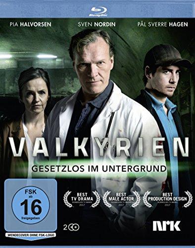 Valkyrien - Gesetzlos im Untergrund Blu-ray