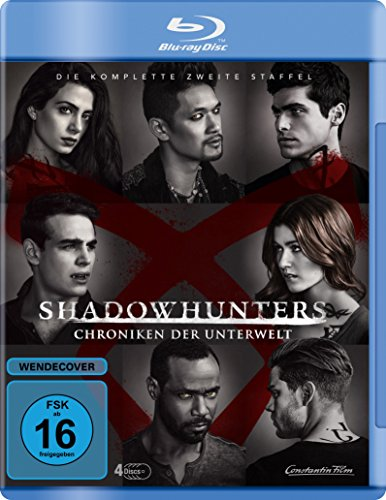 Shadowhunters - Chroniken der Unterwelt: Staffel 2 [Blu-ray]