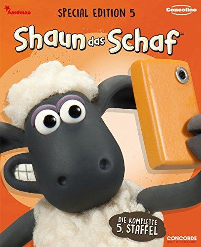 Shaun das Schaf Box 5 (Special Edition) [Blu-ray]