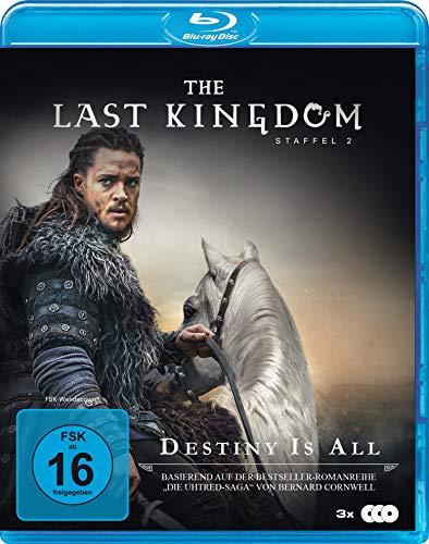 The Last Kingdom Staffel 2 (Softbox) [Blu-ray]
