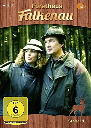 Forsthaus Falkenau Staffel  1 (4 DVDs)