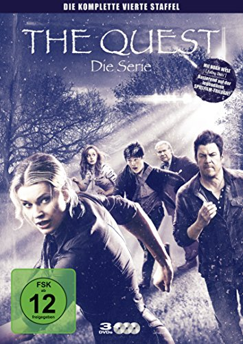 The Quest - Die Serie: Staffel 4 (3 DVDs)